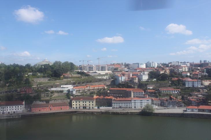 Viagem de Helicóptero no Porto