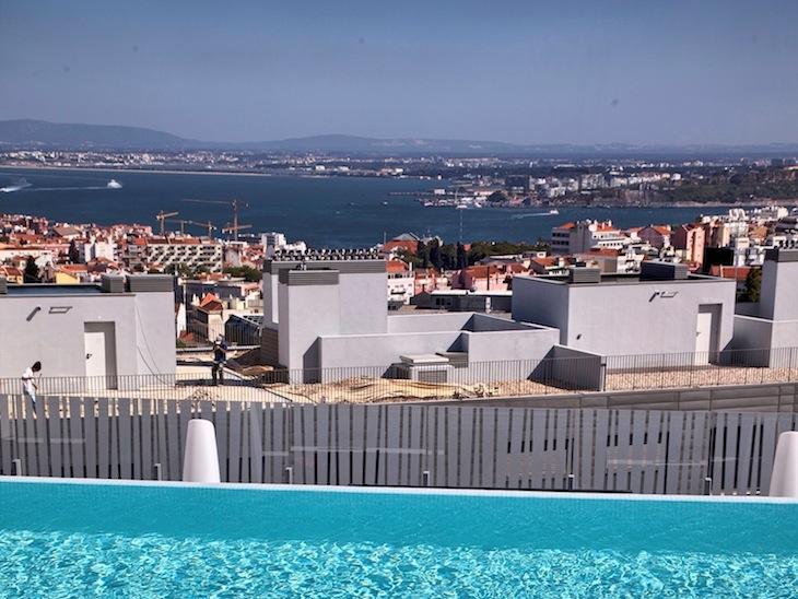 UpScale no terraço EPIC SANA Lisboa