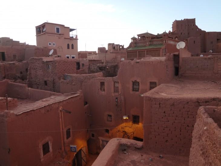Ouarzazate, Bairro de Taourirt_DR