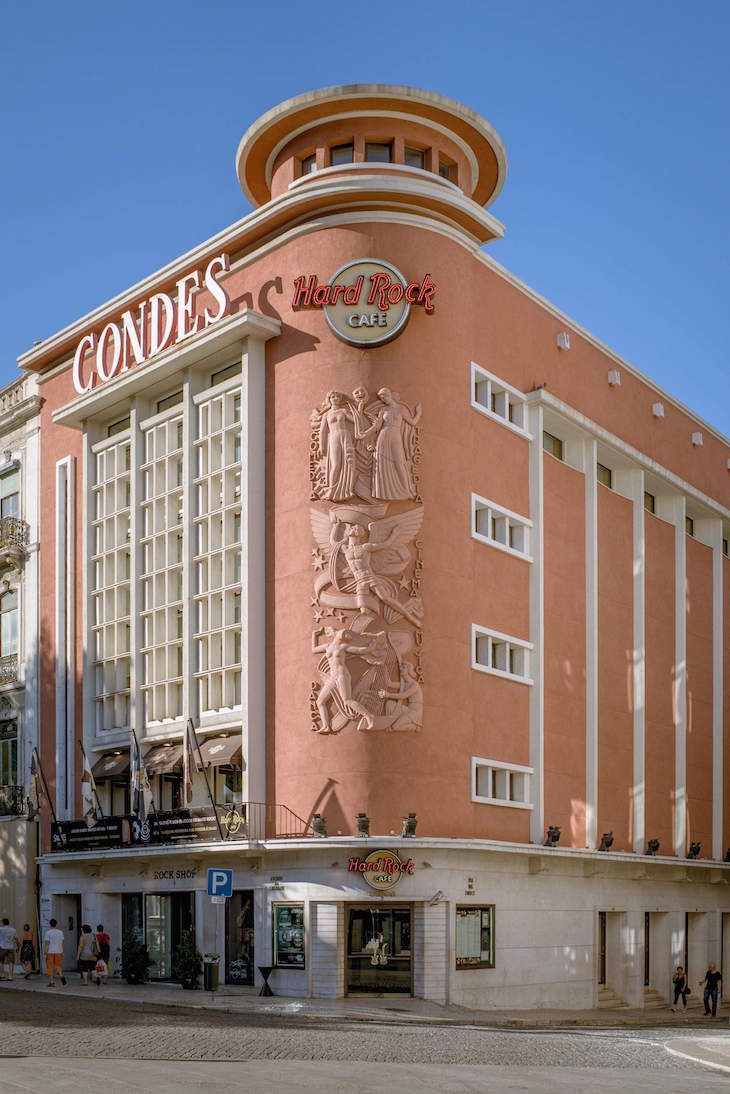 Hard Rock Cafe Lisboa - Direitos Reservados