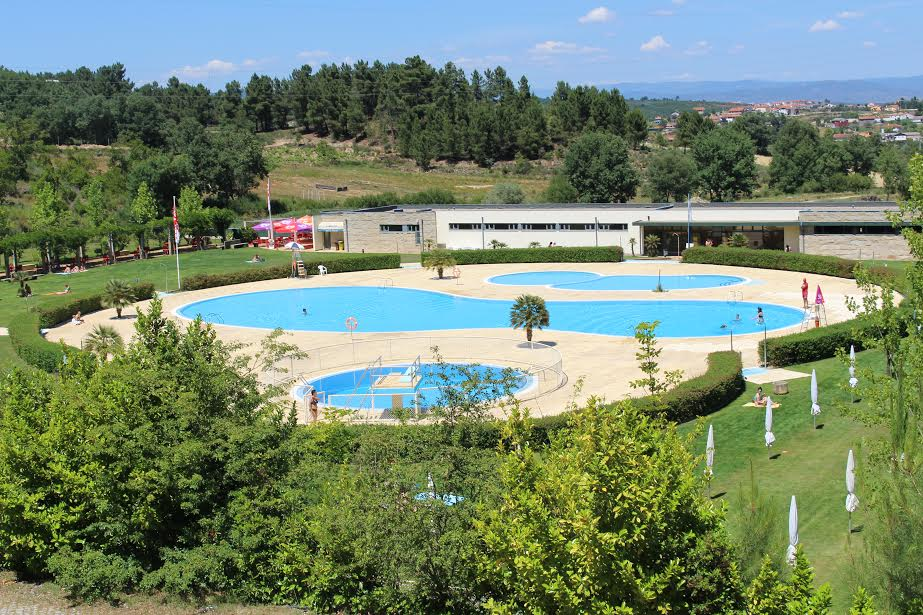 Piscinas do Rebentão - Chaves