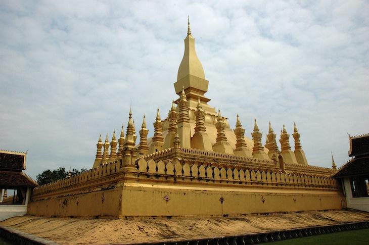 Pha That Luang, Viantiane