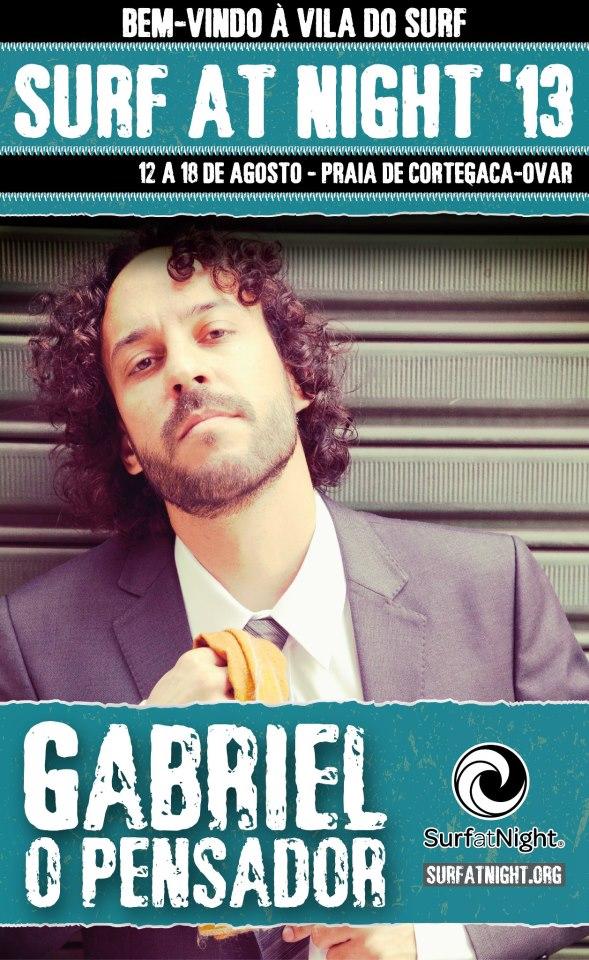 Gabriel o Pensador