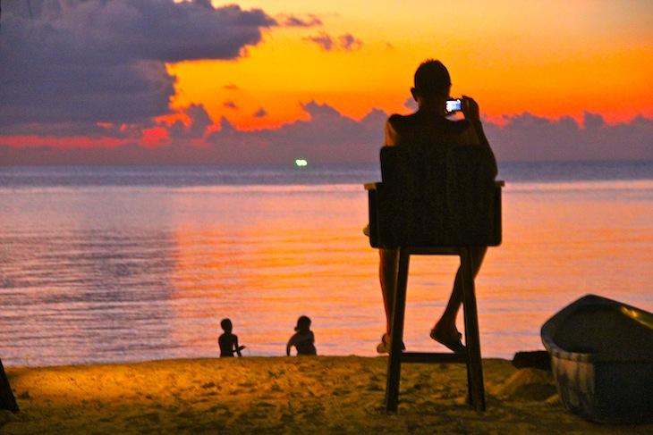 Secret Beach, Koh Phangan, Tailândia