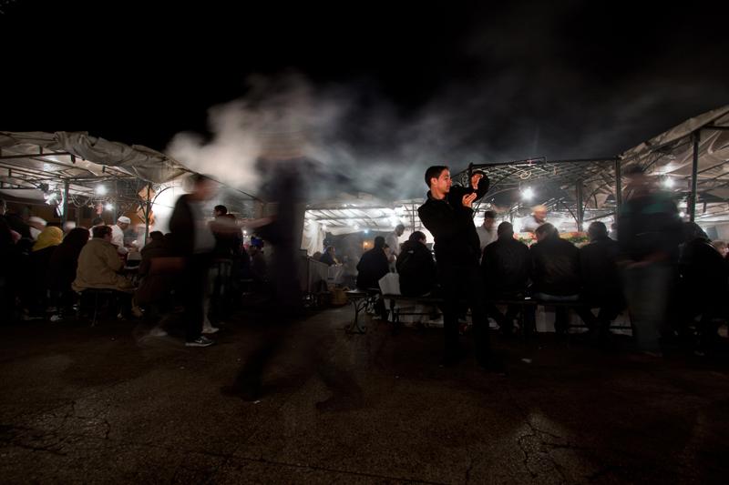 Daniel Rodrigues -fotógrafo -Marraquexe