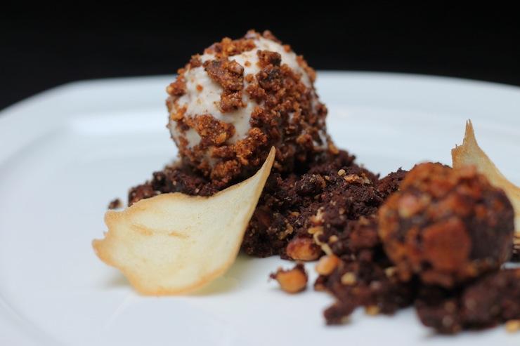 Chocolate e Avelã