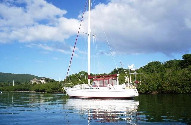 Sailing Dee