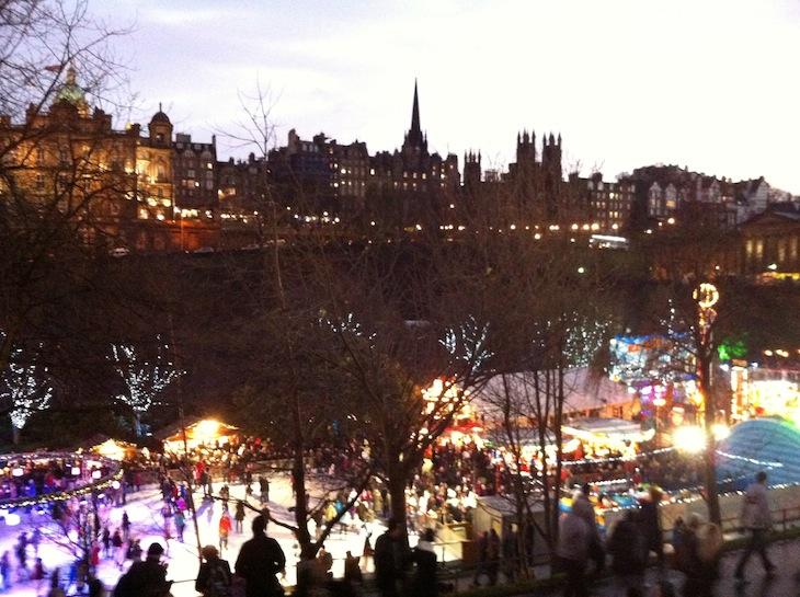 Viver e passear em Edimburgo