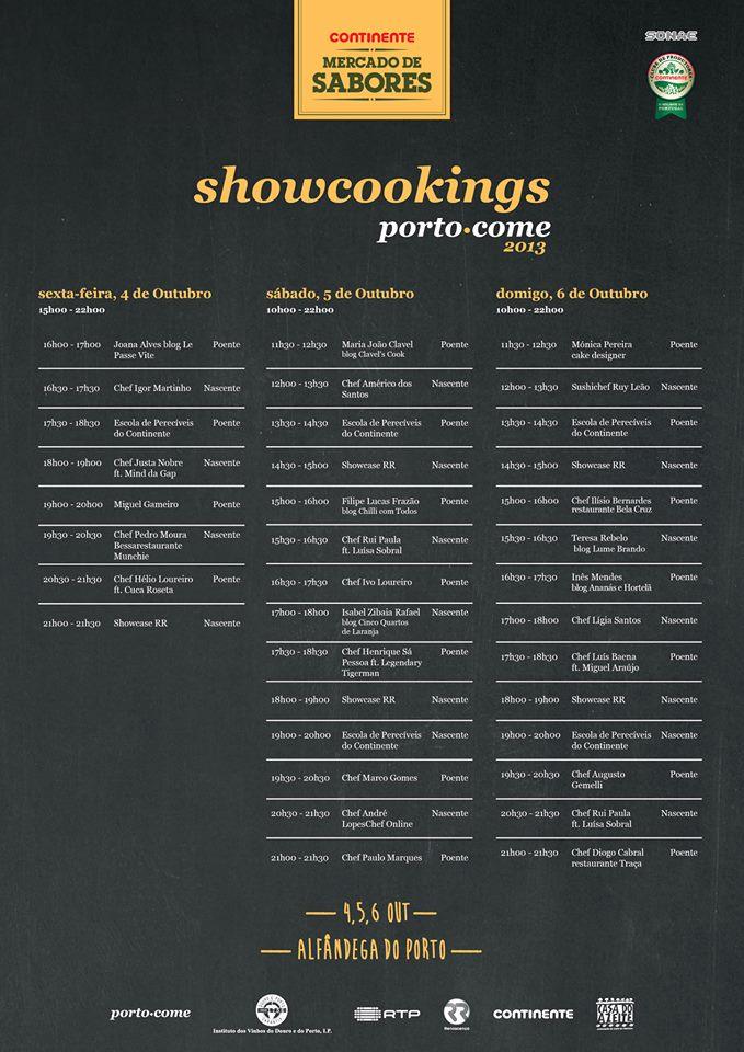 Showcookings