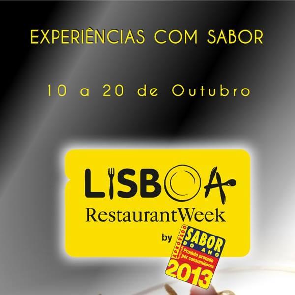 Lisboa Restaurant Week