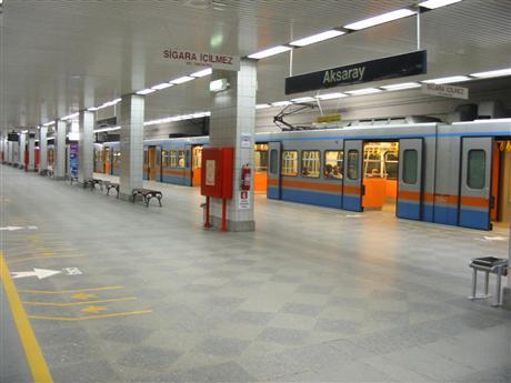 Istambul metro