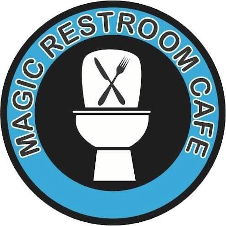 Magic Restroom CAFE