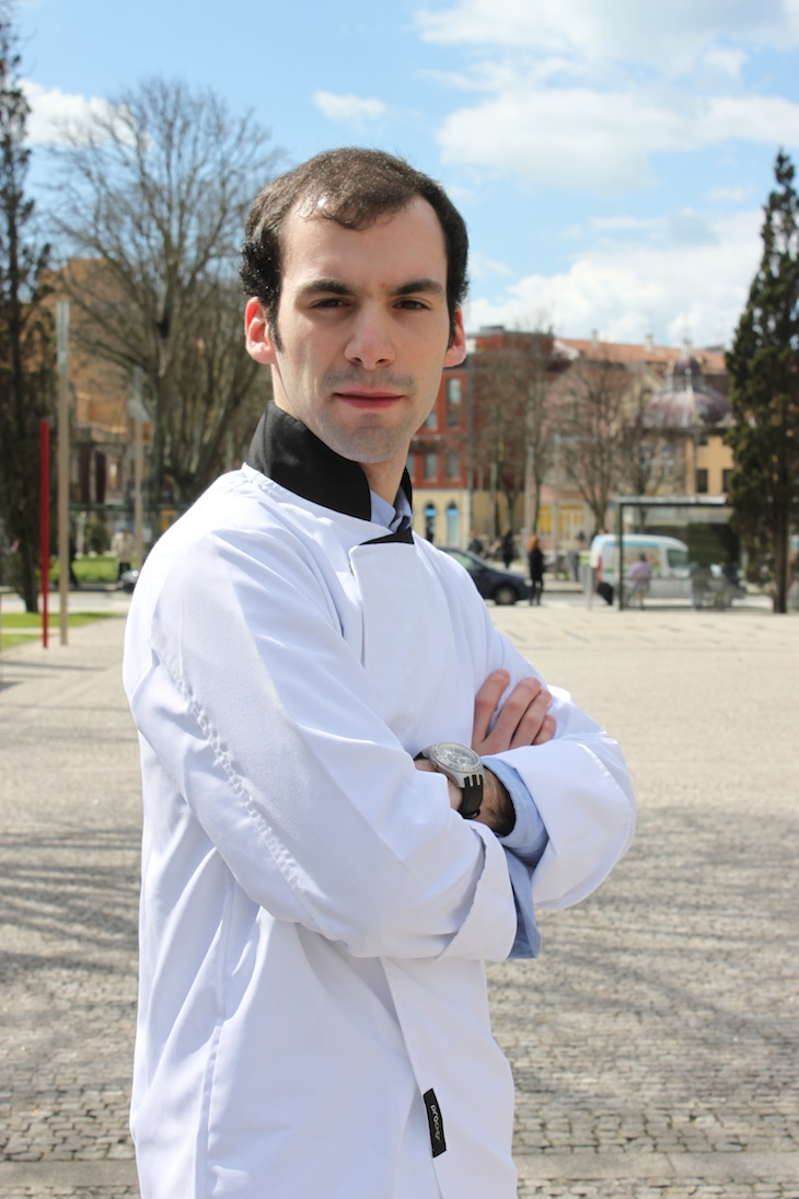 Chef Luís Gaspar