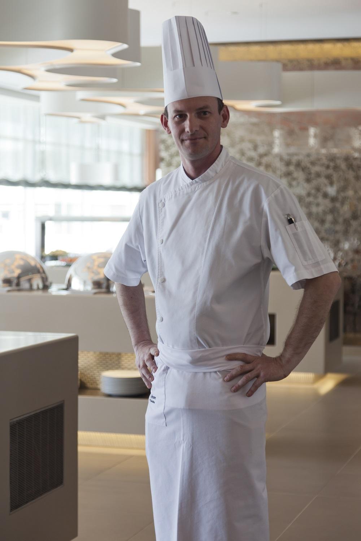 Chef Patrick Lefeuvre