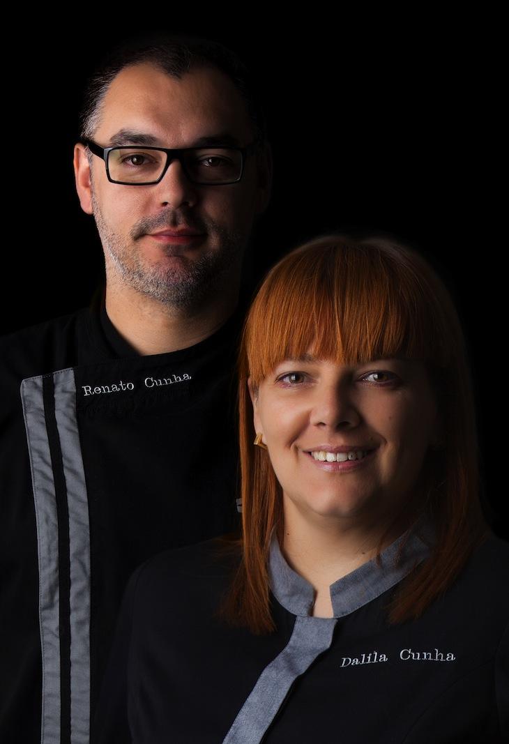 Dalila e Renato Cunha