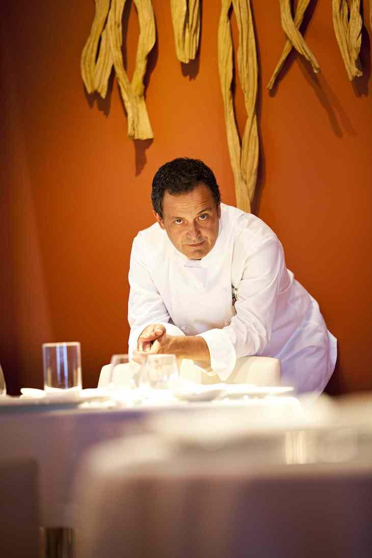 Chef Hermínio Costa