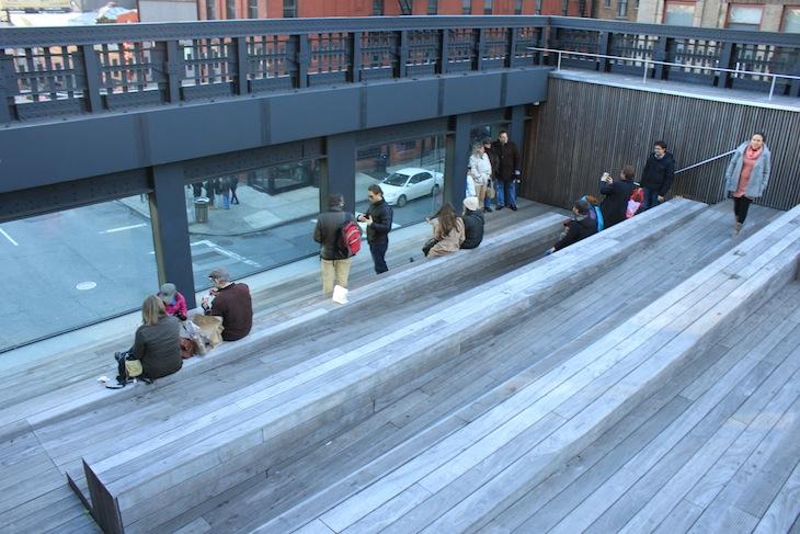 High Line, Nova Iorque © Viaje Comigo