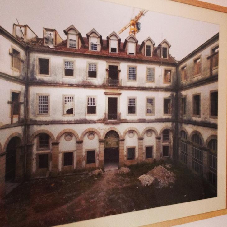 Fotos do edifício onde está a Pousada de Viseu