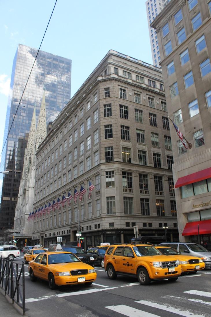 Guia de viagem em Nova Iorque