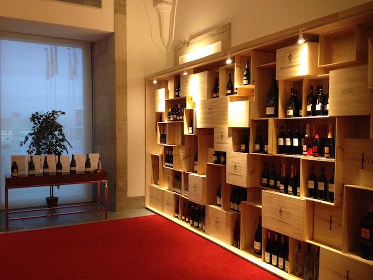 Wine Bar da Pousada de Viseu