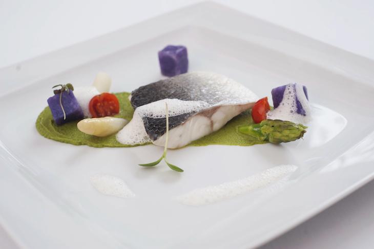 Restaurante Astória - Prato de Peixe