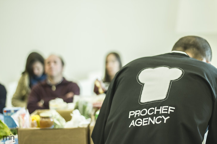 Chef Miguel Teixeira - Prochef Agency