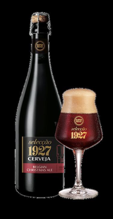 Super Bock Selecção 1927 Belgian Christmas Ale