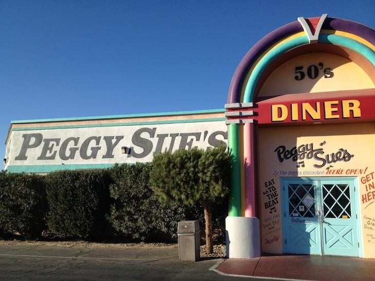 Peggy Sue's 50's