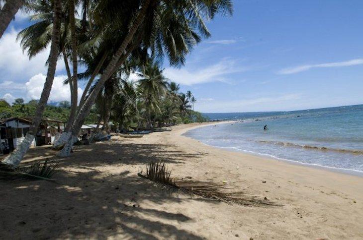 Praia Aleña - Bioko Sul