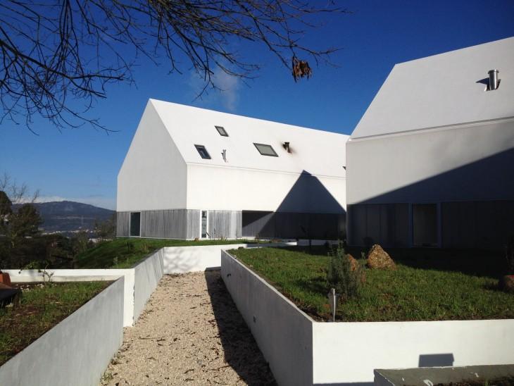Quinta do Lobo Branco, em Paço de Sousa, Penafiel