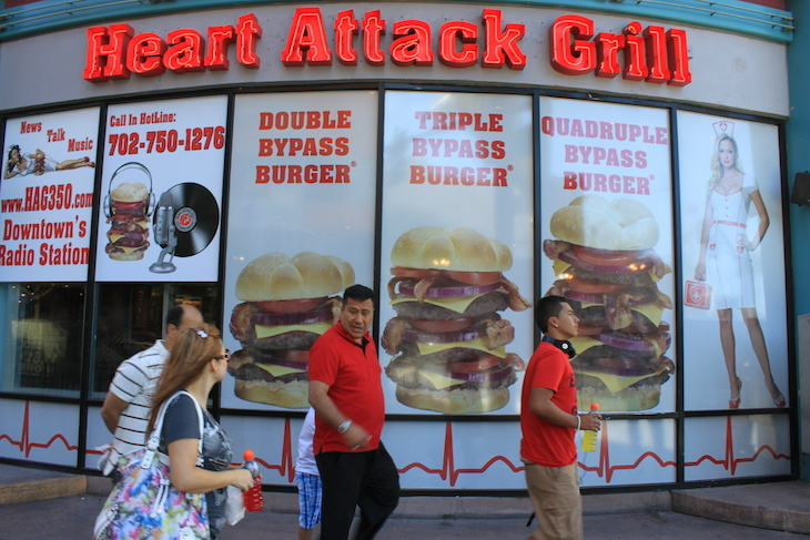 Heart Attack Las Vegas