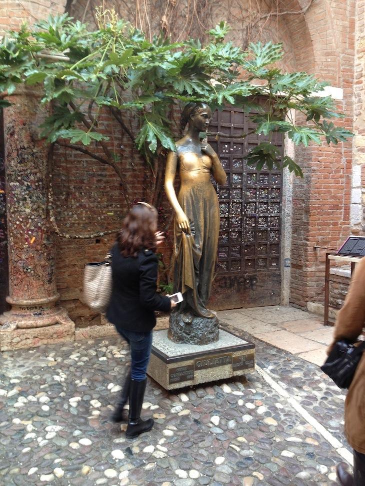 Julieta em Verona