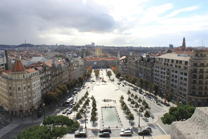 Porto, Avenida dos Aliados © Viaje Comigo