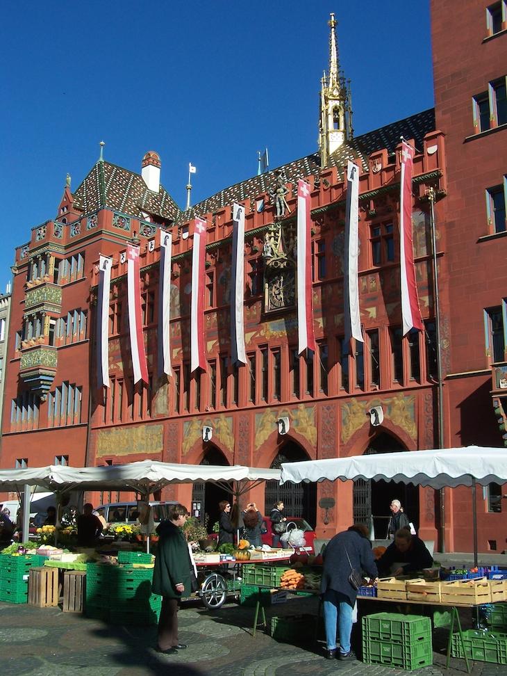 Câmara Municipal de Basileia