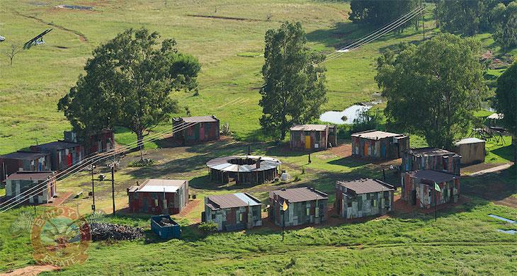 Shanty Town, Emoya Luxury Hotel and Spa, Àfrica do Sul
