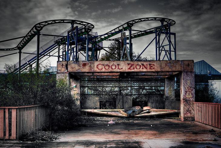Six Flags Jazzland, em Nova Orleães