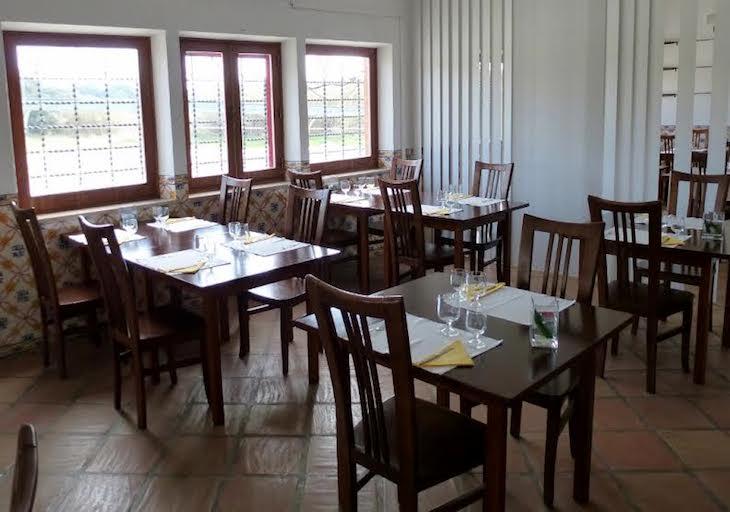 Restaurante da Herdade da Barrosinha, Alcácer do Sal