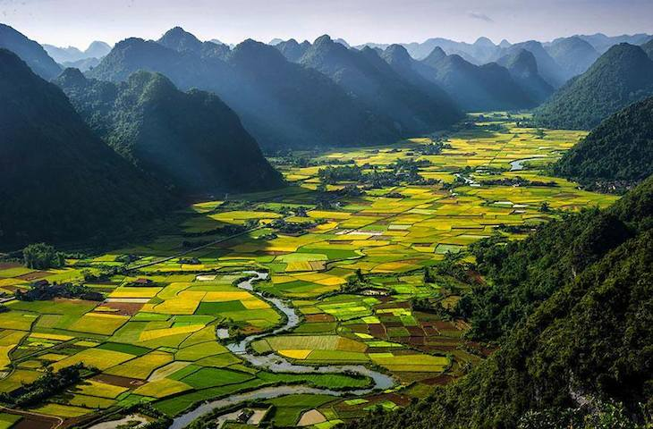 Vale Bac Son, Vietname