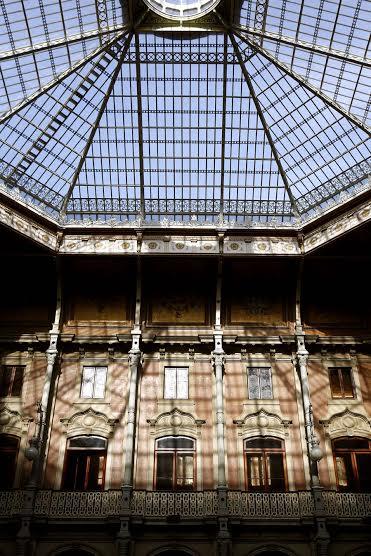 Palácio da Bolsa - Fabrice Demoulin