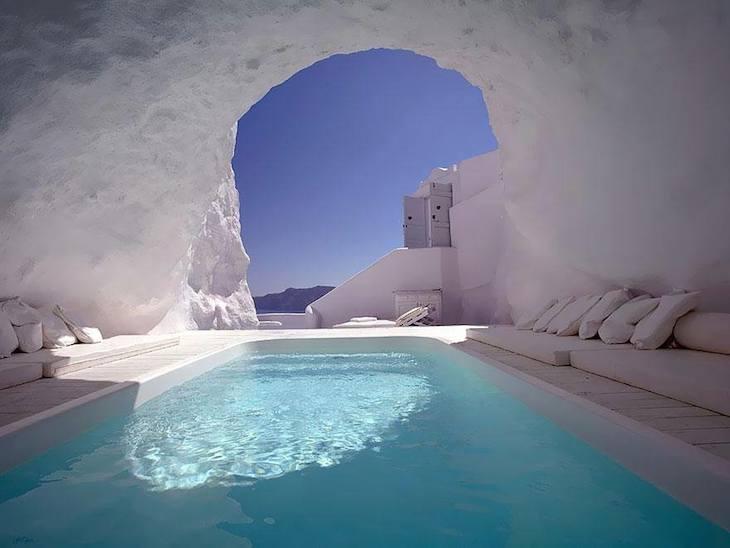 Katikies Hotel Oia Greece