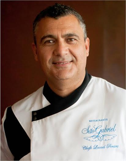 Chef Leonel Pereira