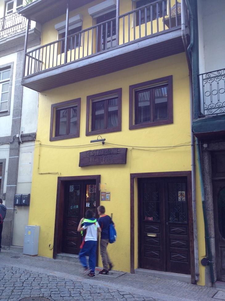 Restaurante Lusitana, Amarante