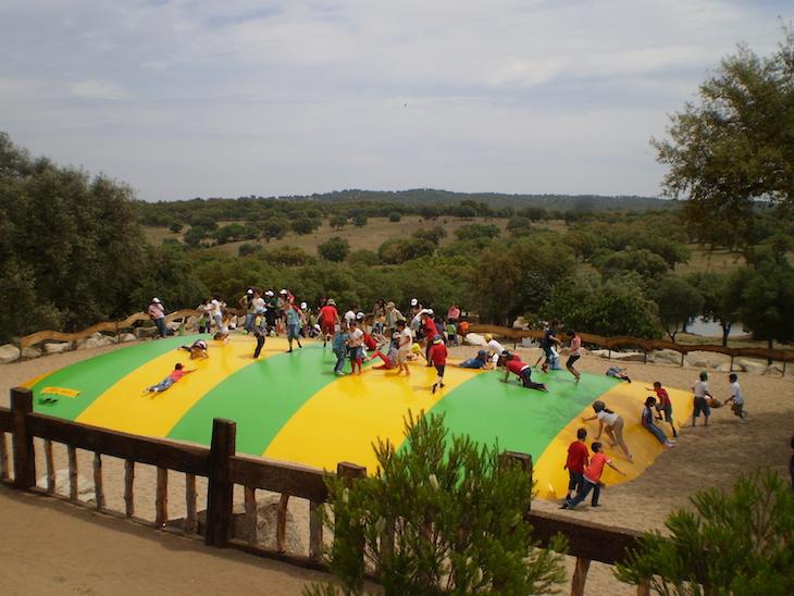 Monte Selvagem - Trampolim Familiar