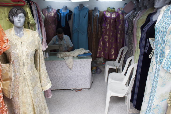 Loja de roupa em Oujda