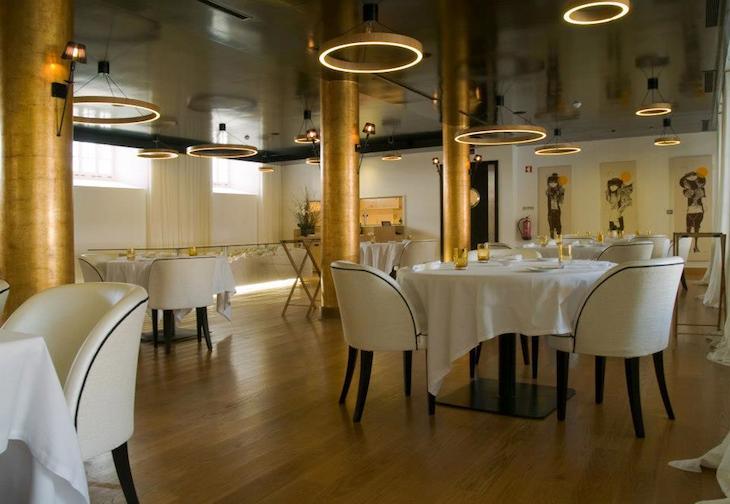 Restaurante Narcissus do Alentejo Marmòris Hotel & Spa
