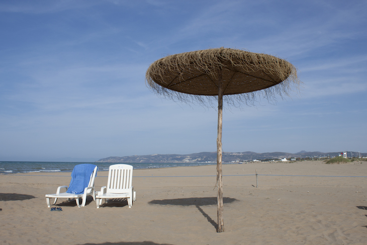 Praia de Saidia