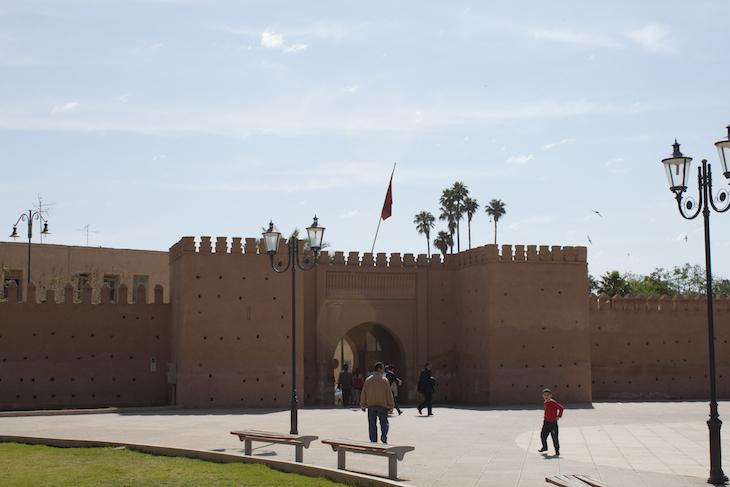 Porta Medina de Oudja