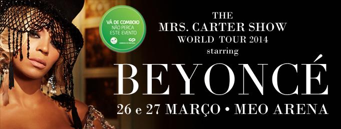Beyoncé em Portugal
