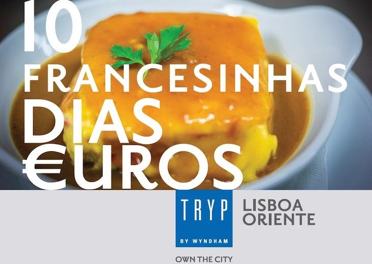 10 Francesinhas, 10 Dias, 10 Euros