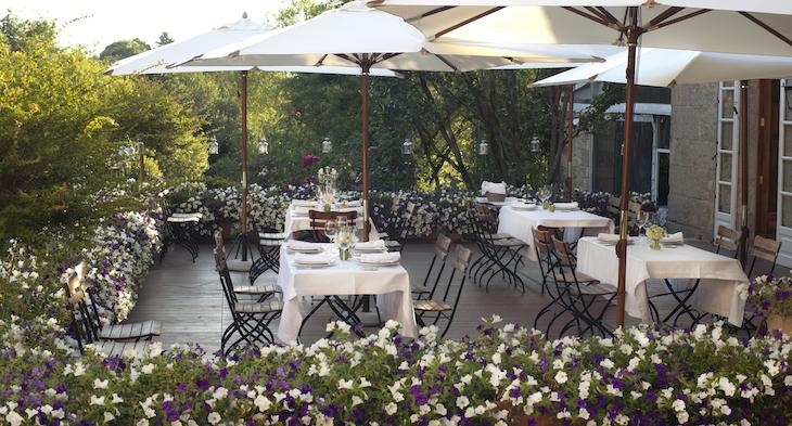 A Quinta da Auga Restaurante Filigrana (1)